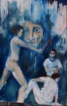 Undergraduate painting